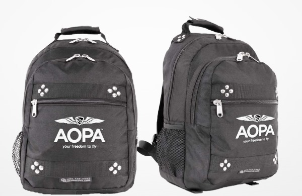 CLUB GLOVE® AOPA BACKPACK