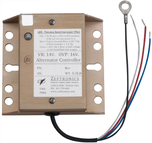 ZEFTRONICS ELECTRONIC LINE CONTACTOR CONTROLLERS LCC