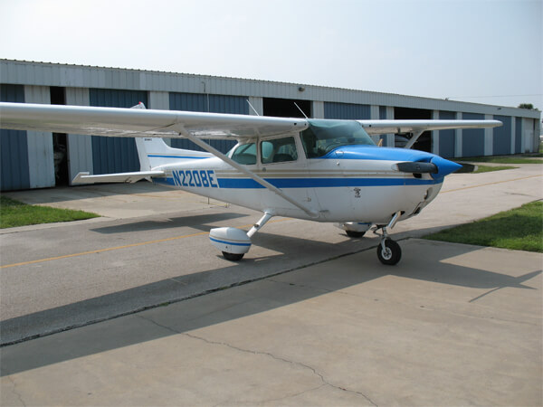 POWER FLOW EXHAUST SYSTEM FOR CESSNA 172