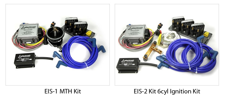 ELECTROAIR EXPERIMENTAL IGNITION SYSTEMS