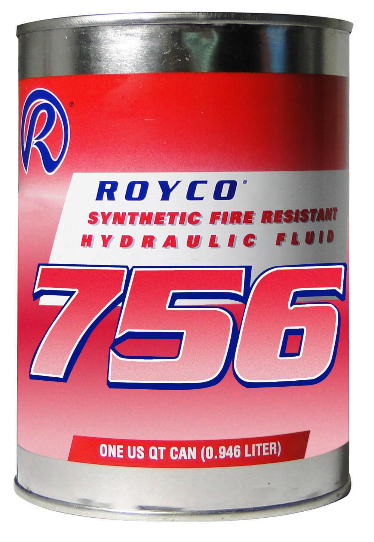 ANDEROL ROYCO 756 HYDRAULIC FLUID