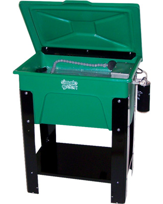 SIMPLE GREEN 30-GALLON PARTS WASHER