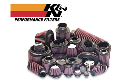 "K/&N RU0810 2 1//2/"" Universal Filter"
