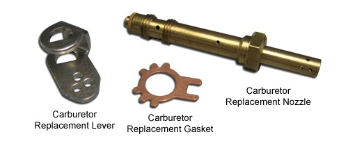 REPLACEMENT PARTS FOR MARVEL-SCHEBLER AIRCRAFT CARBURETORS