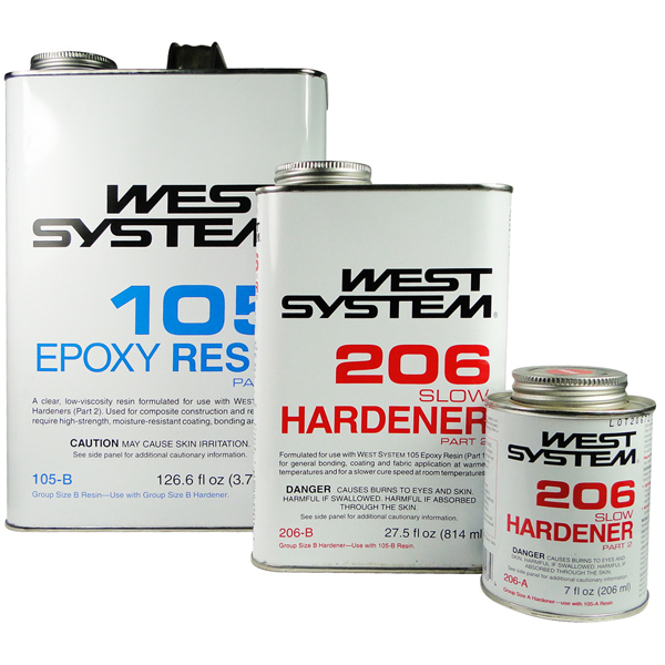 West System Epoxy Marine Epoxy - #Summer