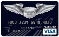 Commercial Pilot Card