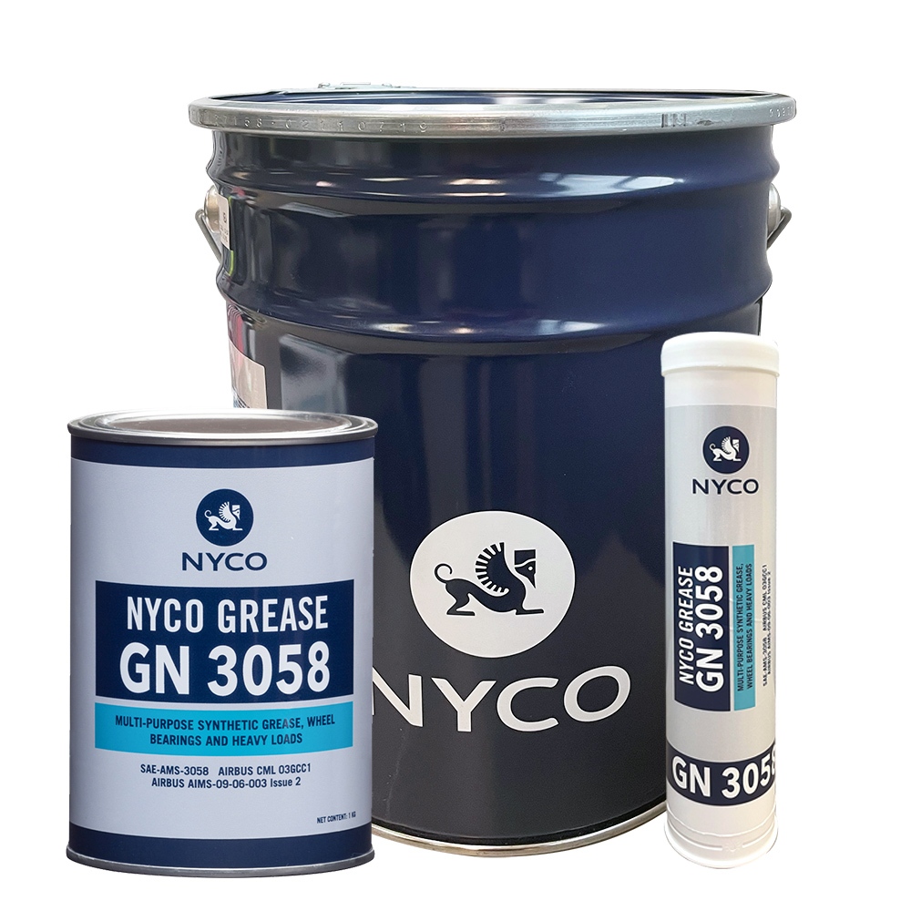NYCO GREASE GN 3058   Aircraft Spruce
