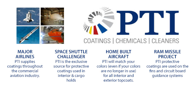 PTI SPECIALTY PAINT | Aircraft Spruce