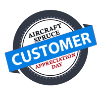 Aircraft Spruce West Customer Appreciation Day 2017