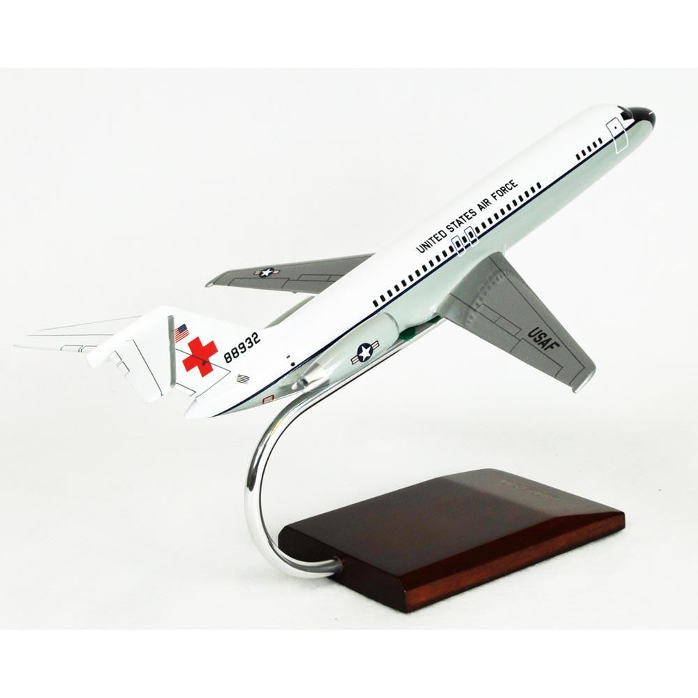 C-9A Nightingale Wood Model Airplane