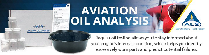 AVIATION OIL ANALYSIS (AOA) KIT