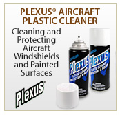 Plexus Aircraft Plastic Cleaner