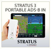 Stratus Portable ADS-B IN