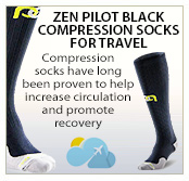 Zen Pilot Compression Socks