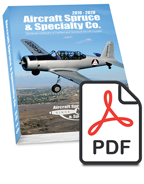 Aircraft Spruce Interactive PDF
